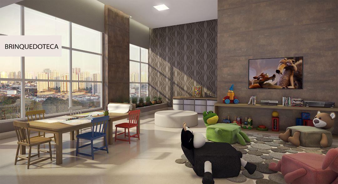 Brinquedoteca Inspirare Spa Residence