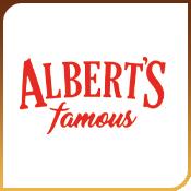 Logo Albert's Famous