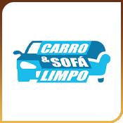 Logo Carro & Sofá Limpo
