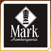 Logo Mark Hamburgueria