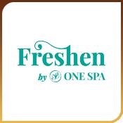 Logo Freshen By One Spa