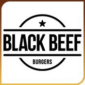 Logo Black Beef