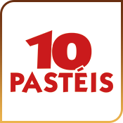 Logo 10 Pastéis