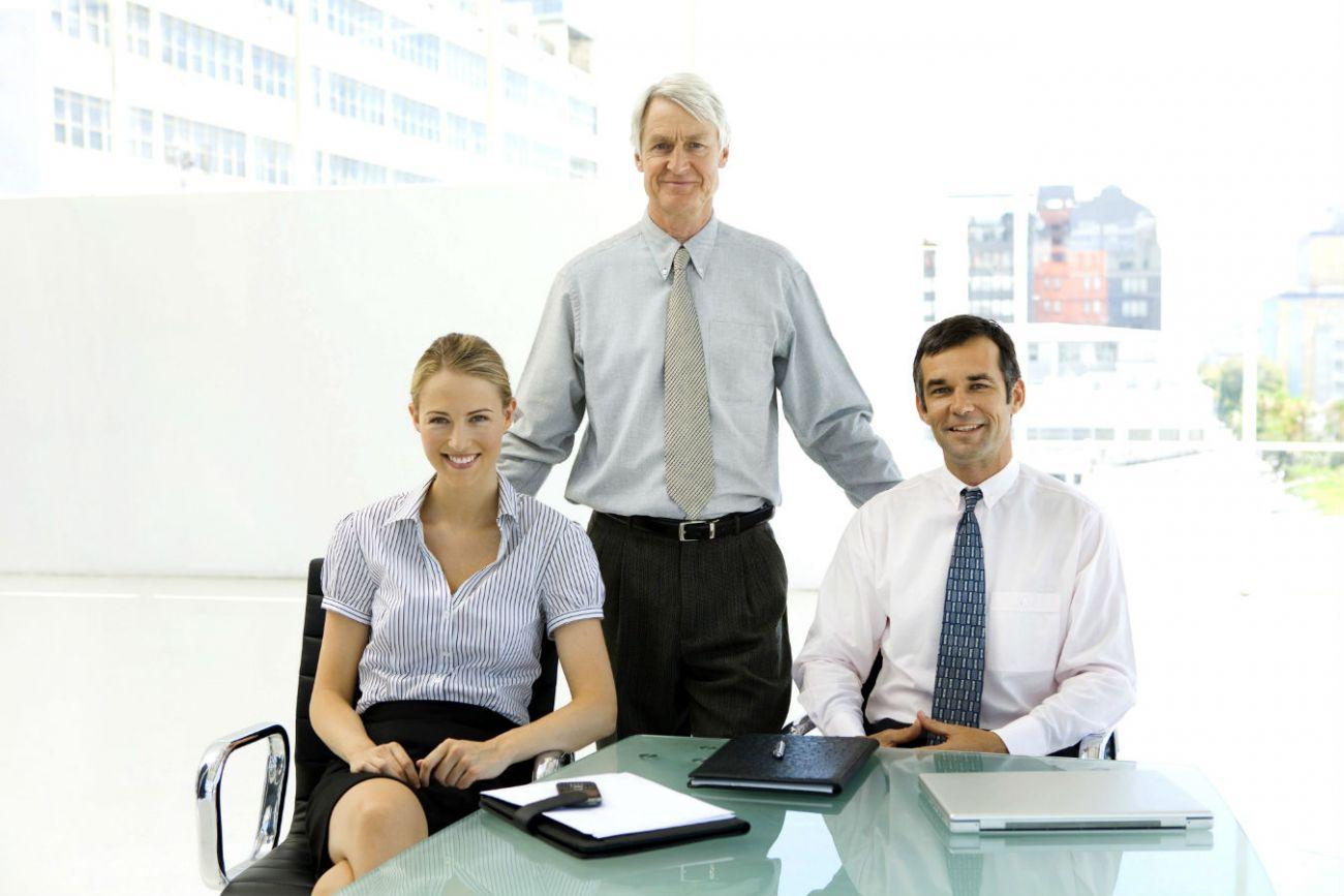 Empresarios e consultoria gestão financeira empresarial