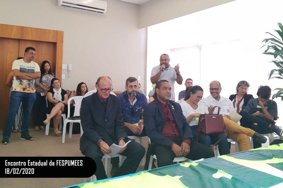 Econtro Estadual da FESPUMEES
