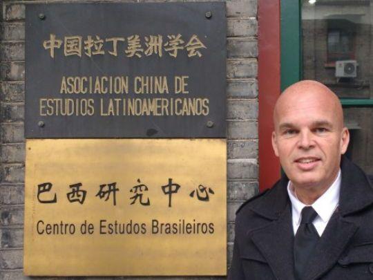 Professor Eduardo China 2016